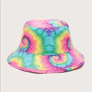 NEW! Tie Dye Sun Hat